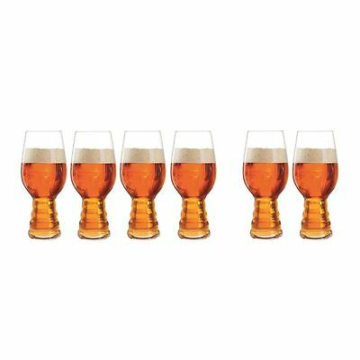 Spiegelau - Craft Beer - IPA Beer Glass 540ml Pay 4 Get 6 Pack (Made in Germany)