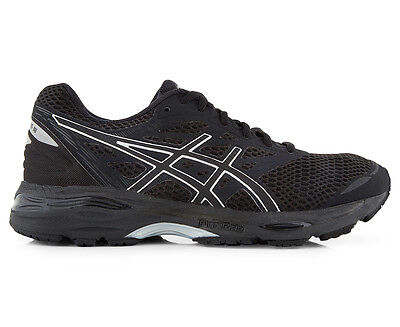 ASICS Women's Gel-Cumulus 18 Running Shoes - Black/Silver