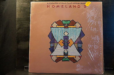V.A. – Homeland 2 (Collection Of Black South African Music)