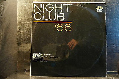 Various ‎Artists – Night Club '66