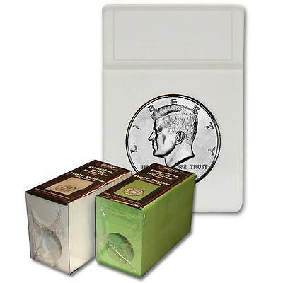 25 BCW Barber Half Dollar Display Slab INSERTS 30.6mm White Foam Coin Holder