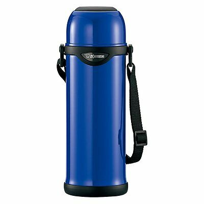 Zojirushi SJ-TG10-AA Stainless Bottle Thermos Bottle Cup Type 1.0L Blue