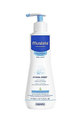 Mustela Hydra Bebe Body Lotion 300ml - FREE NEXT DAY DELIVERY