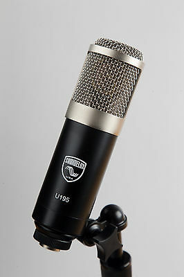 Soundelux USA U195 Cardioid FET Condenser microphone Made in USA