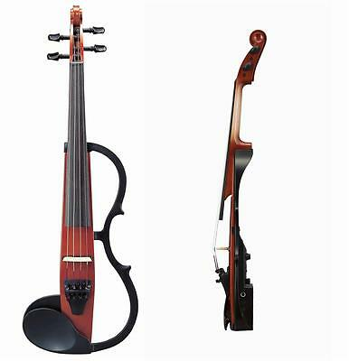 Yamaha silent violin brown sv 130 br sv130 br ems free for Yamaha svc 110sk silent electric cello brown