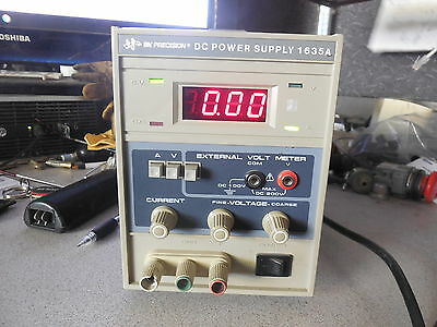 1635A Constant Voltage / Constant Current, Benchtop DC Power Supply BK PRECISION