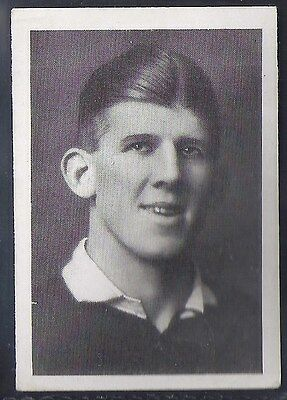 African Tobacco-Nz & Aus Rugby Players Springbok 1937 (M80)-#43- Manchester