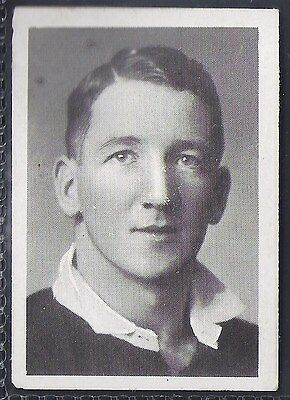 African Tobacco-Nz & Aus Rugby Players Springbok 1937 (M80)-#70- Gillies