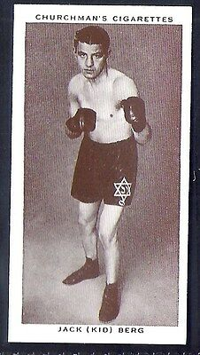 Churchman-Boxing Personalities-#04- Jack Kid Berg