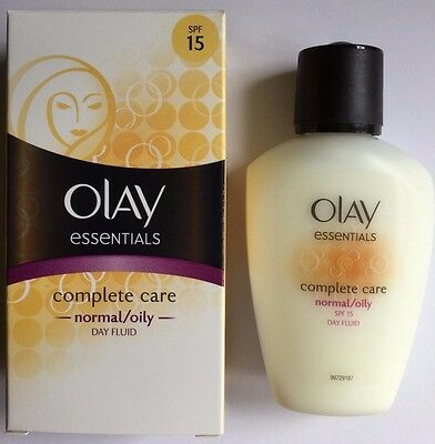 Olay Essentials Complete Care Day Fluid Normal/Oily Skin 100ml