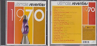 Ultimate Seventies 70s 1970 Various Artists TIME LIFE CD Jaggerz Grateful Dead
