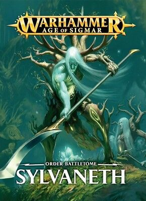 Order Battletome Sylvaneth (Deutsch) Age of Sigmar Games Workshop Waldelfen AoS