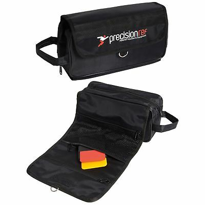 Precision Training Pro Football Referee Roll Out Equipment Kit Bag Holdall