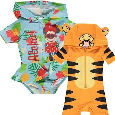 @@@TOP PROMO 2017@@@MAILLOT DISNEY HOODED BEBE MINNIE WINNIE -DU 3 a 24 MOIS