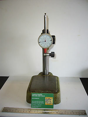 'vintage' Comparator Stand With Dial Gauge      2074