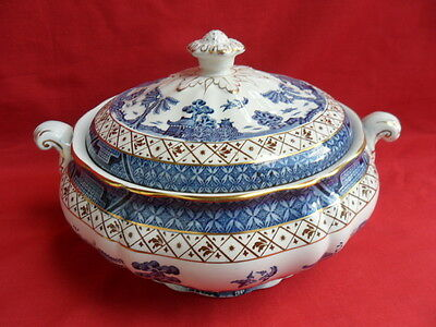 Booths, Real Old Willow, Lidded Tureen