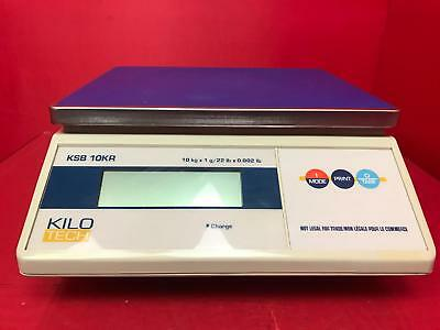 Kilo Tech KSB 10KR Scale   AS IS/FOR PARTS
