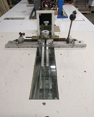 Case Gauge and Table for Book Making