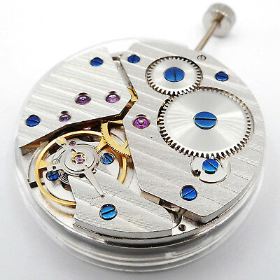 Mouvement de montre Seagull base ETA ou Unitas 6498 - Mechanical watch movement