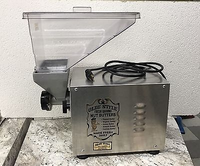 Olde Tyme Peanut Butter Grinder Mill PN2 Stainless Steal