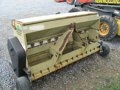 "Landpride Sps3072 3Pt. Solid Stand Pulverizer Seeder. Ground Drive. 72"" Wide"