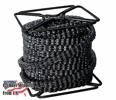 #BL534 Leaf Chain 100 Feet For Forklift masts, Lifts, Hoisting 2 Connecting Link