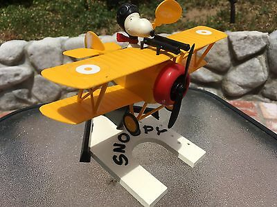Vintage Snoopy In His Sopwith Camel