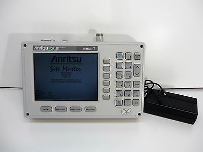 Anritsu S311D SiteMaster Cable and Antenna Analyzer /w Option /3