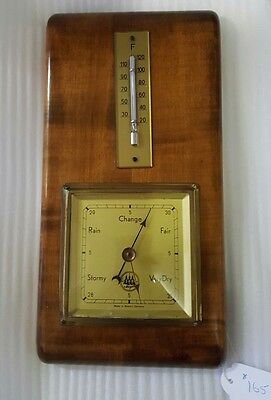 ANTIQUE barometer  now 50% off was $165 now $ 85