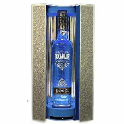 Coca Blue Agwa De Bolivia 111 Proof Limited Edition