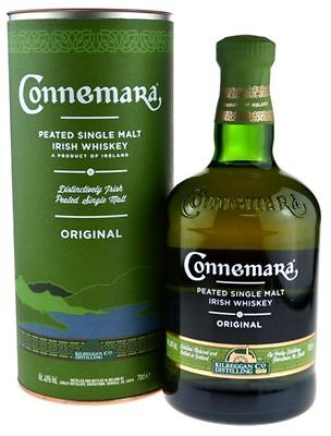 Connemara Peated Single Malt Irish Whiskey 700Ml