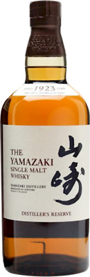 Suntory The Yamazaki Single Malt Distillers Reserve Japanese Whisky 700 Ml