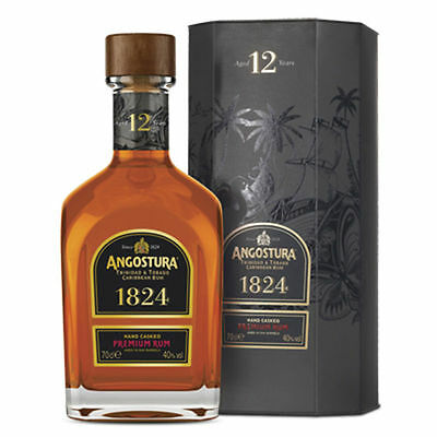 Angostura 1824 12 Year Old Rum 700Ml