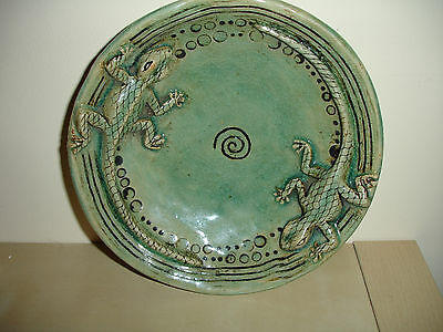 Vintage Australiana Pottery Bowl