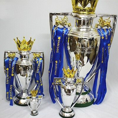 The F.a. English Premier League Cup Replica Trophy Model All Size