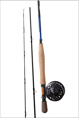 Fly Fishing rod 3 pc 5/6 weight IM7