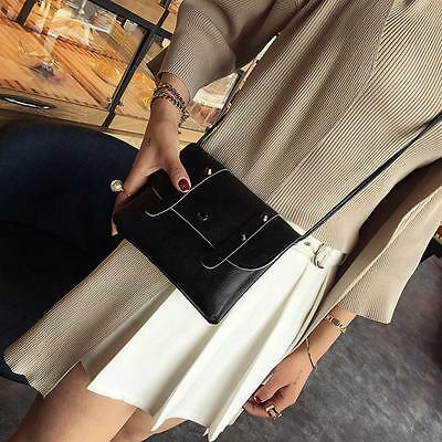 Women Fashion Handbag Shoulder Bag Leather Messenger Hobo Bag Satchel Tote Purse
