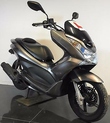 2011 11 Honda Pcx Ww 125 Ex2-A Scooter Grey Learner Legal Project/trade Sale