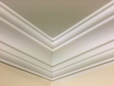 Victorian Style Polystyrene Coving/Cornice 2m lengths Quality,FAST DELIVERY