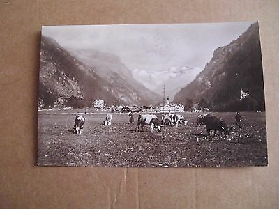 Aosta - Gressoney St. Jean m. 1391 - panorama