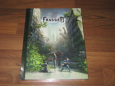 Fragged Empire Regelwerk Grundregelwerk deutsch HC Ulisses 2016 Neu OVP
