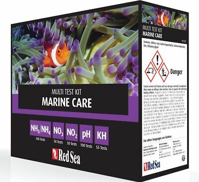MCP Marine Care Test Kit von Red Sea
