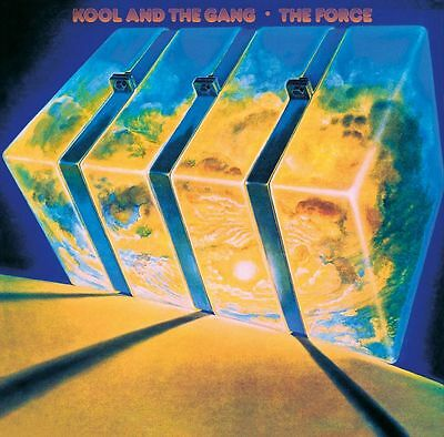 Kool & The Gang – The Force   New  Remasterd 2012 cd