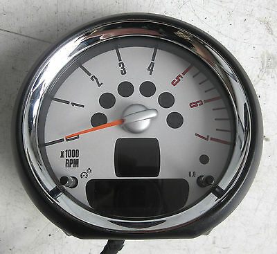Genuine Used MINI Rev Revolution Counter for R56 R55 R57 R58 R59 - 9260586