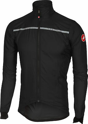 Castelli Superleggera Bike Jacket Black 2018