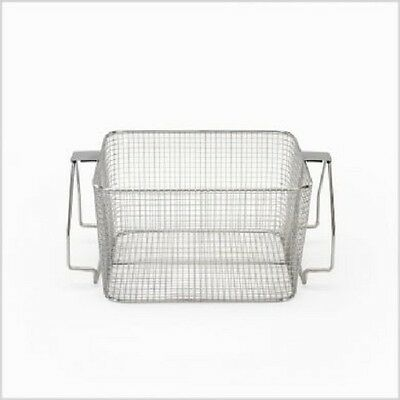 Crest Mesh Basket Stainless Steel w/ Handle for CP1100 Series Ultrasonic Cleaner