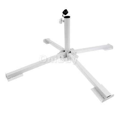 Portable Foldable Beach Outdoor Sunshade Base Anchor Umbrella Stand Holder