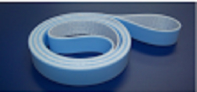 106472  Blue Silicone Belt Set of 4 , High Temp, use with 215B,215N2,215P,215W