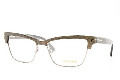 a930fdf1c0 NEW TOM FORD Tf 5364 020 Eyeglasses Gray Authentic Rx Frame Ft5364 ...