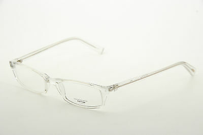 New Authentic Vintage Oliver Peoples Lance CRY Clear 50mm Eyeglasses Japan RX